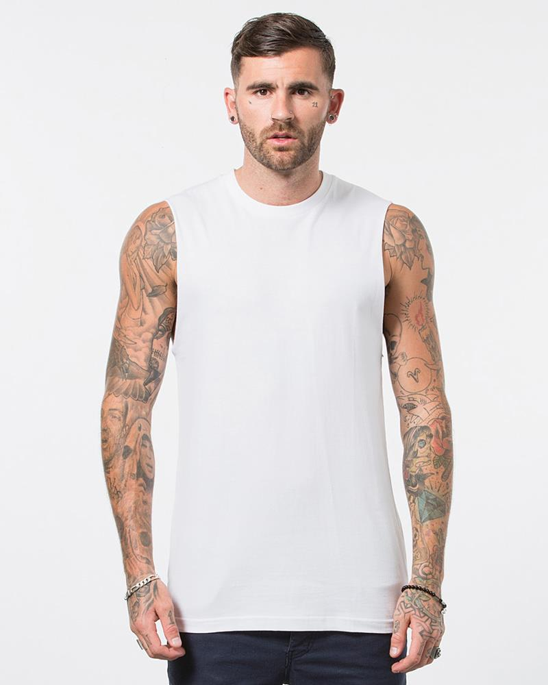 DEVOID TANK - WHITE