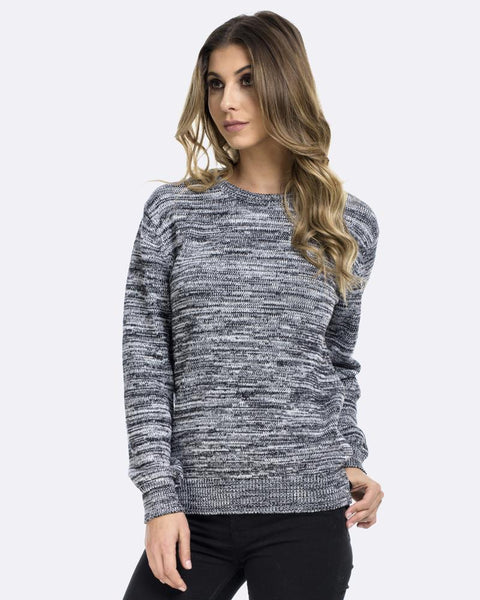 SPECKLED KNIT - WOMENS