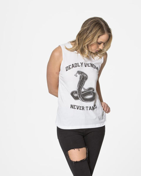 DEADLY VENOM TANK