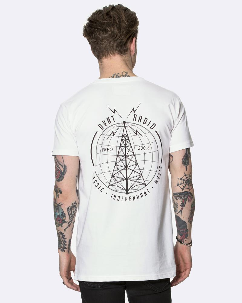 TOWER TEE - WHITE