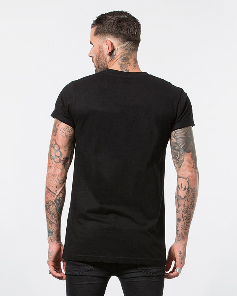 COBRA PATCH TEE - BLACK
