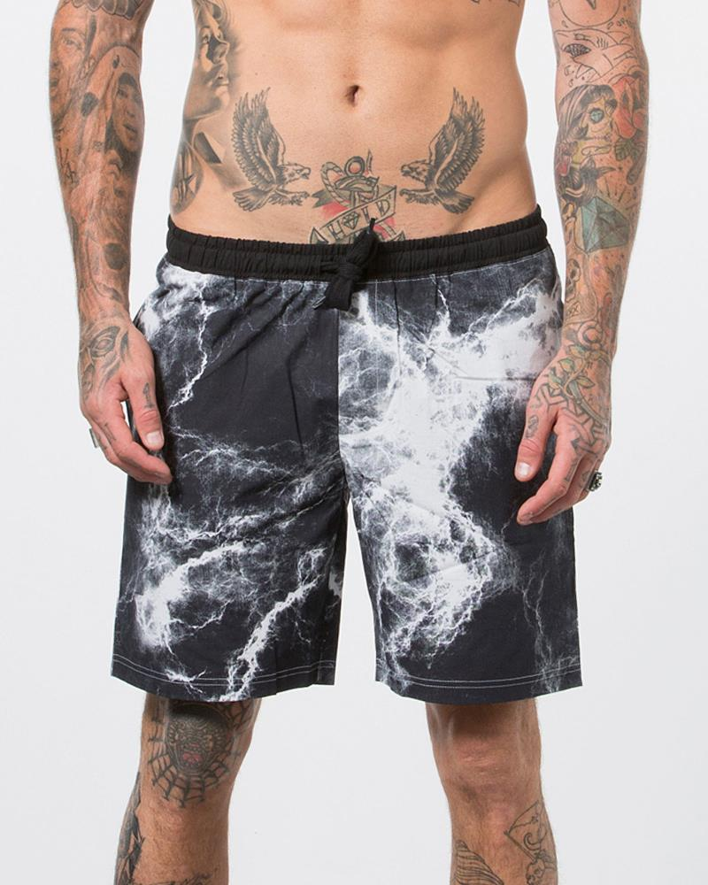 SMOKE WALK / BOARD SHORTS