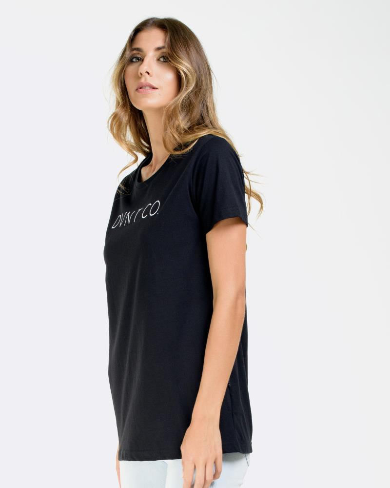 THE CO. TEE - BLACK