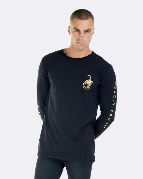 SCORPION LONG SLEEVE TEE