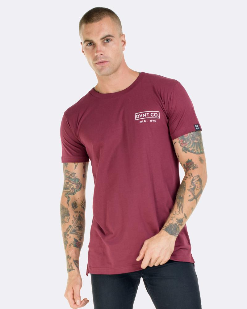 NYC Tee - OxBlood