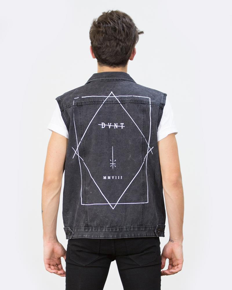 London Denim Vest