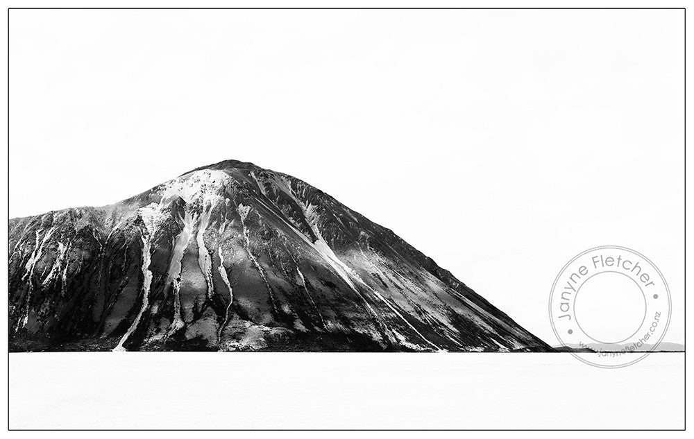 Limited Edition Framed Photographic Print - Ben Ohau