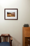 Framed Photographic Print - Home Hills Run Cookhouse, Maniototo