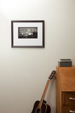 Framed Photographic Print - The Old Rabbit Factory Waipiata