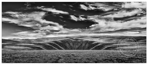 Framed Limited Edition  Print - Devil's Elbow, Central Otago