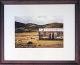 Framed Print - Home Hills Run Cookhouse