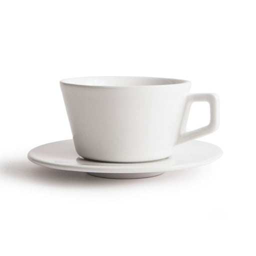 Created Co. Angle Latte Saucer 6-Pack