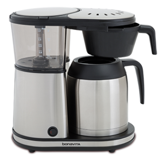 Bonavita Connoisseur One-Touch Coffee Brewer 8 Cup