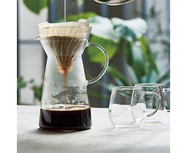 Hario V60 Glass Ice Coffee Maker