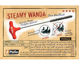 Pallo Steamy Wanda Green Small