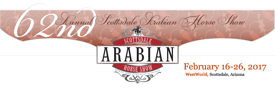 Scottsdale Arabian Horse Show and Shopping Expo  Feb 16-26 2017