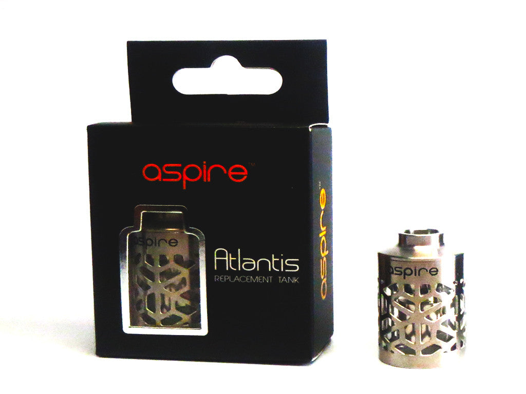 Aspire Atlantis Hollowed Webbed replacement tank!