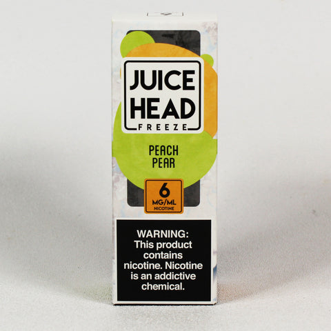 Juice Head - PEACH PEAR FREEZE 100ml Bottle