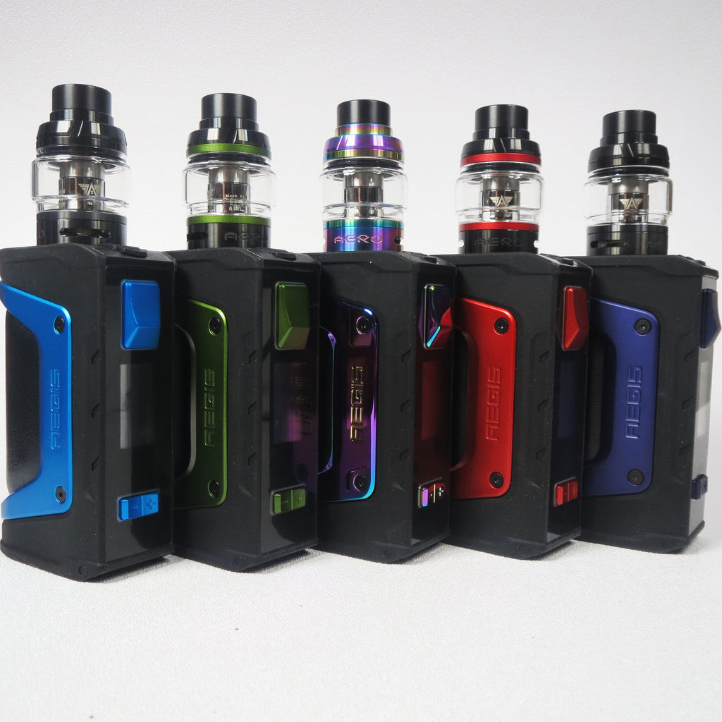 Geek Vape Aegis 200w Legend Kit, Many Colors