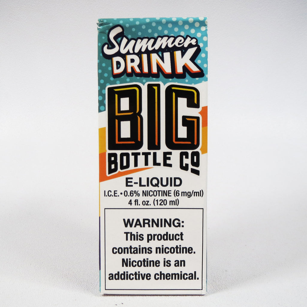 Big Bottle Co, Summer Drink, 120 mL Bottle