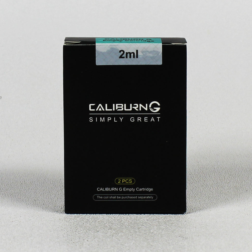 Uwell Caliburn G replacement empty pod (NO COIL), package of 2