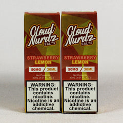 Cloud Nurdz SALT e-liquids