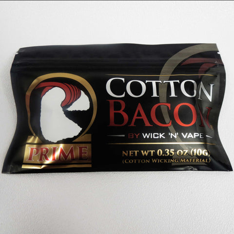 Cotton Bacon PRIME, package of 10 pieces!