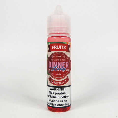 Dinner Lady BERRY BLAST 60 mL Bottle
