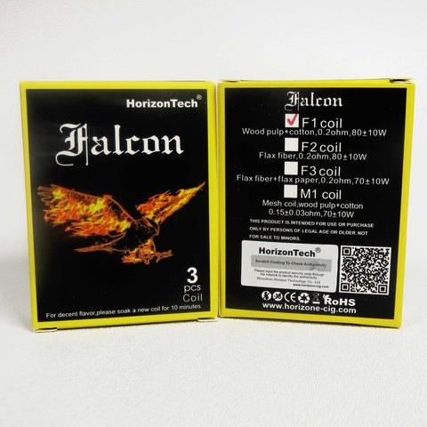 Horizon Tech FALCON or Falcon King Tank Coils