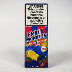 Fruit Monster SALTS, 4 flavors, 30 mL Bottle, 24mg or 48mg Salt Nicotine