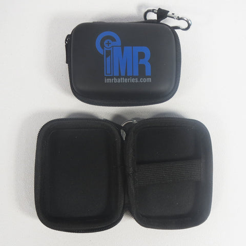 IMR Zippered battery carrying case