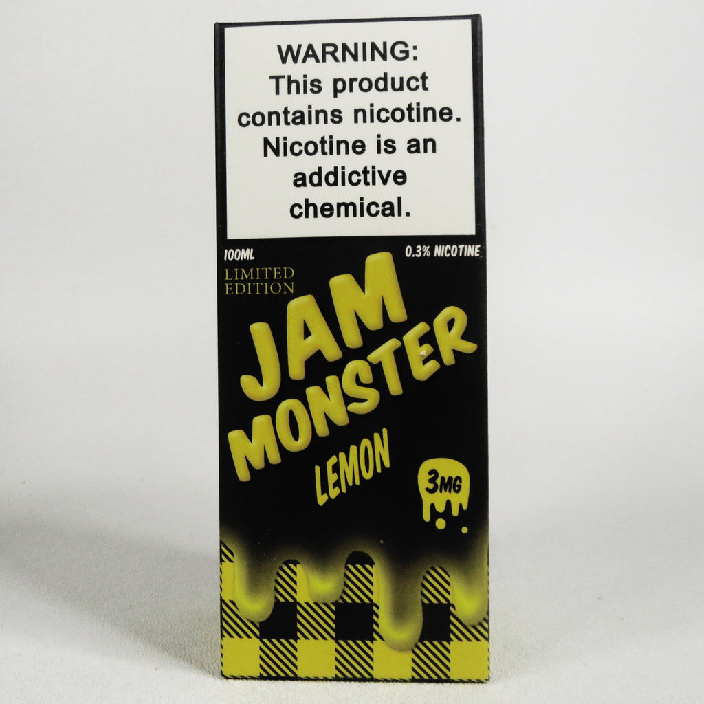 Jam Monster, LEMON, 100 mL Bottle