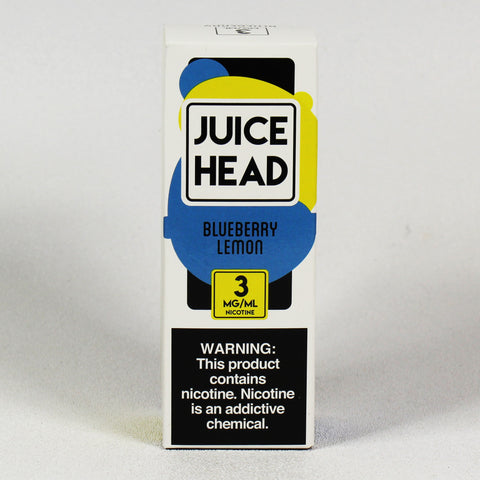Juice Head - BLUEBERRY LEMON 100ml Bottle