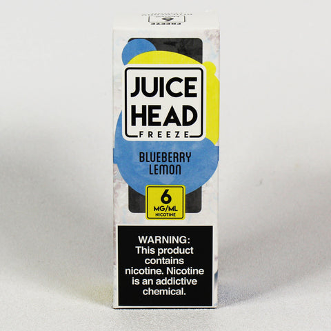 Juice Head - BLUEBERRY LEMON FREEZE 100ml Bottle