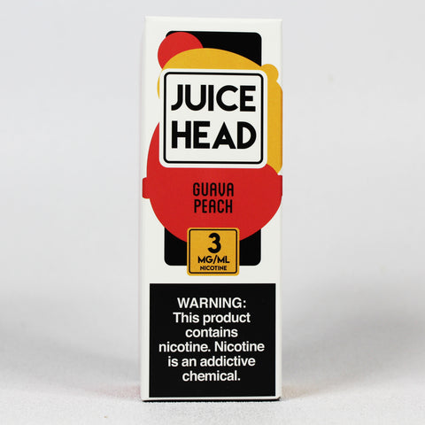 Juice Head - GUAVA PEACH 100ml Bottle