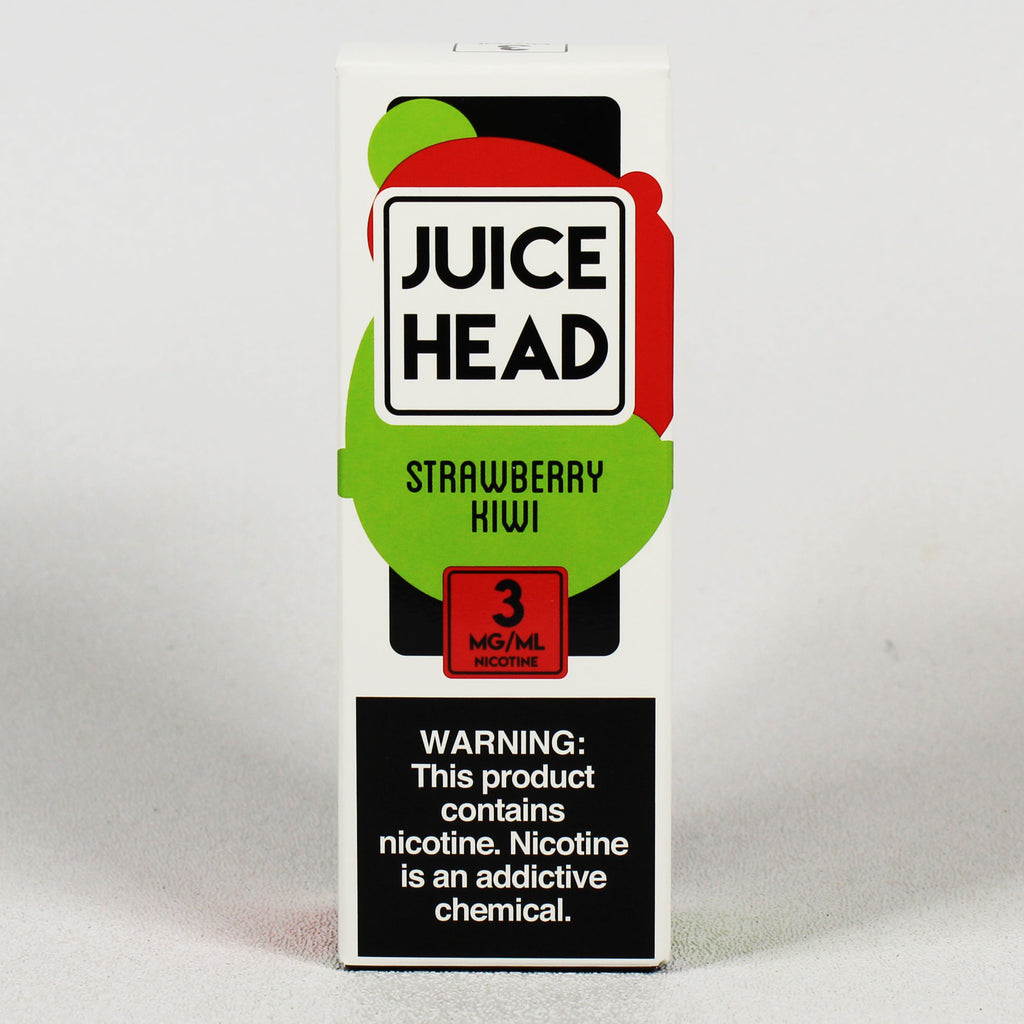 Juice Head - STRAWBERRY KIWI 100ml Bottle