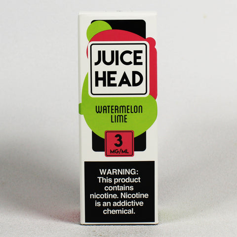 Juice Head - WATERMELON LIME 100ml Bottle