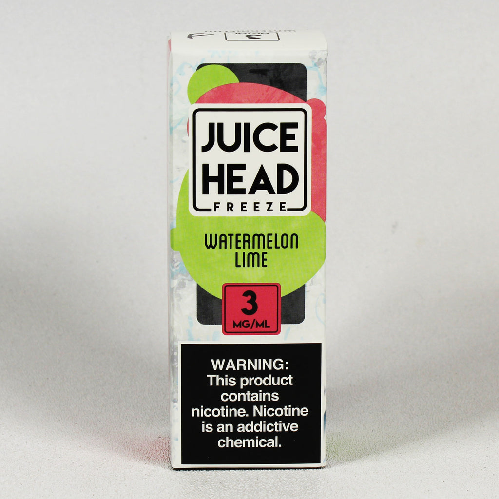 Juice Head - WATERMELON LIME FREEZE 100ml Bottle