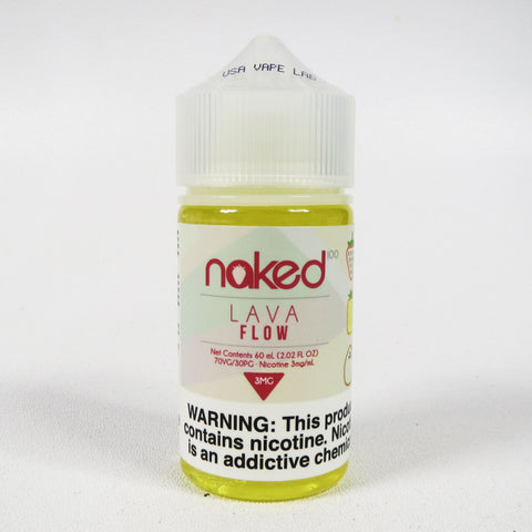 Naked 100, LAVA FLOW,  60 mL Bottle