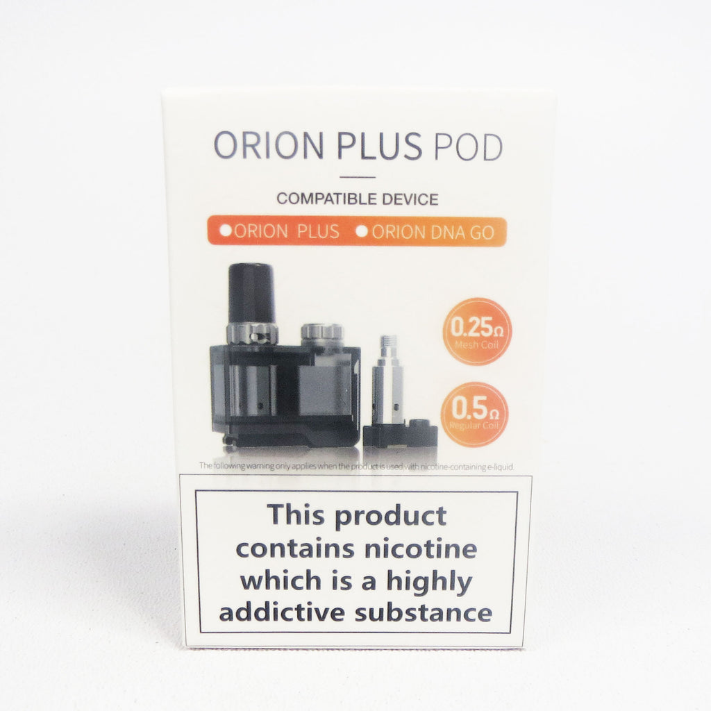 Lost Vape Orion Plus Replacement Pod with 2 Coils