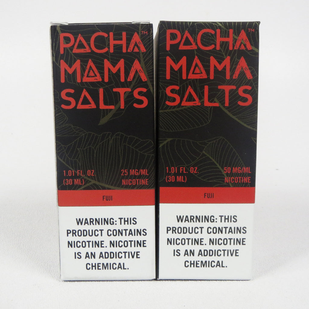 Pacha Mama Salt Nicotine, 30 mL Bottle