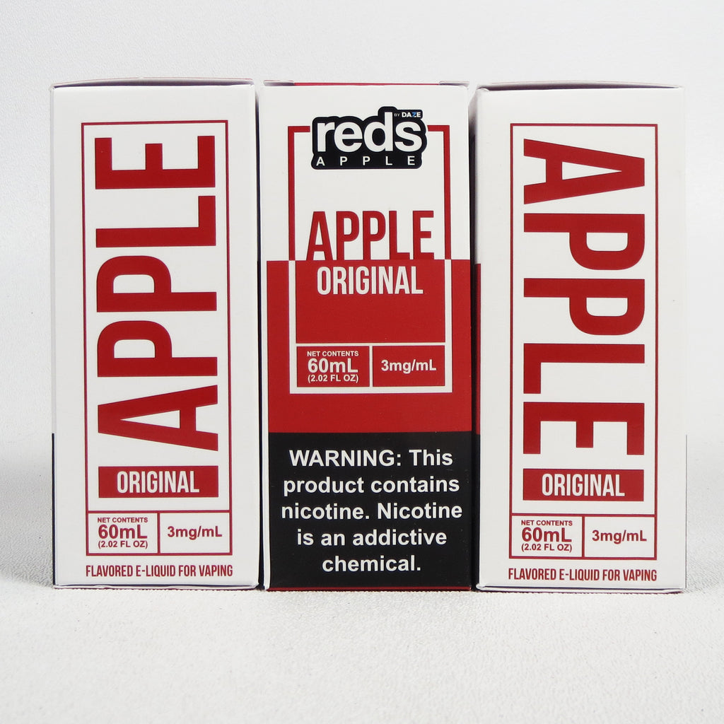 Red's APPLE 60 mL Bottle