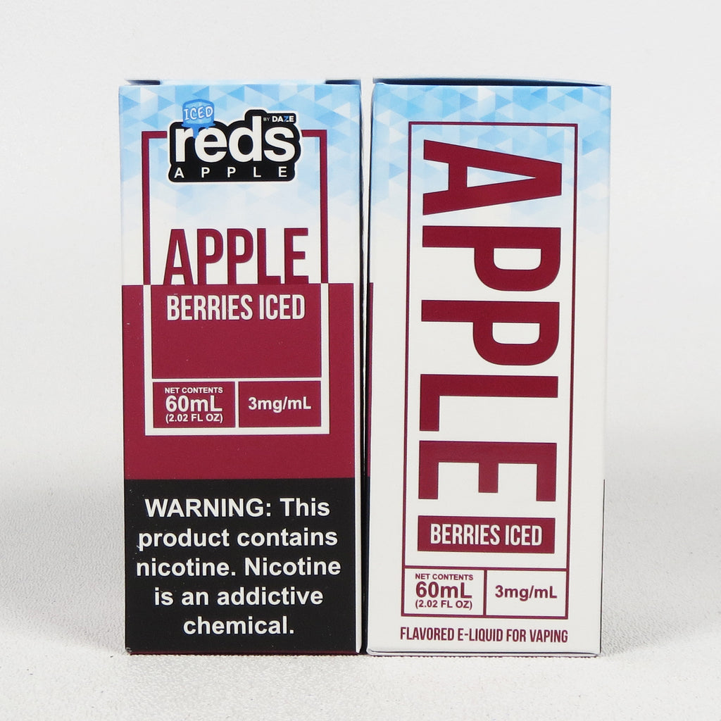 Red's ICED BERRIES 60 mL Bottle