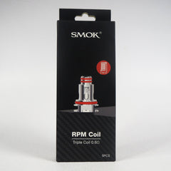 SMOK RPM & FETCH Replacement Coils & PODS