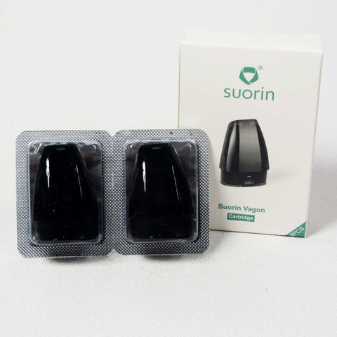 Suorin Vagon 2pk Replacement Cartridges