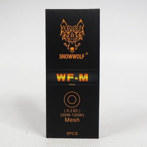 Snowwolf MFENG UX Tank WF and WF-H Coils