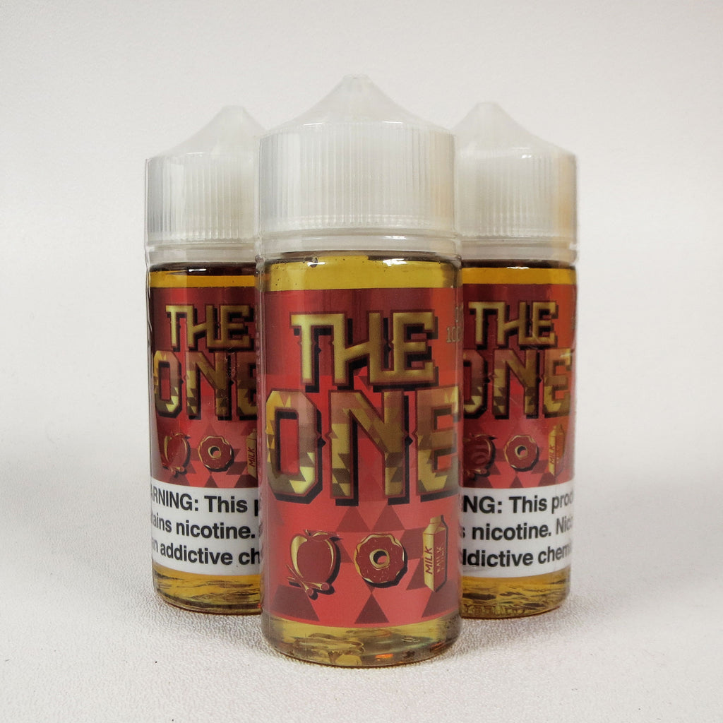 The One APPLE by Beard Vape Co! 100 mL Bottle