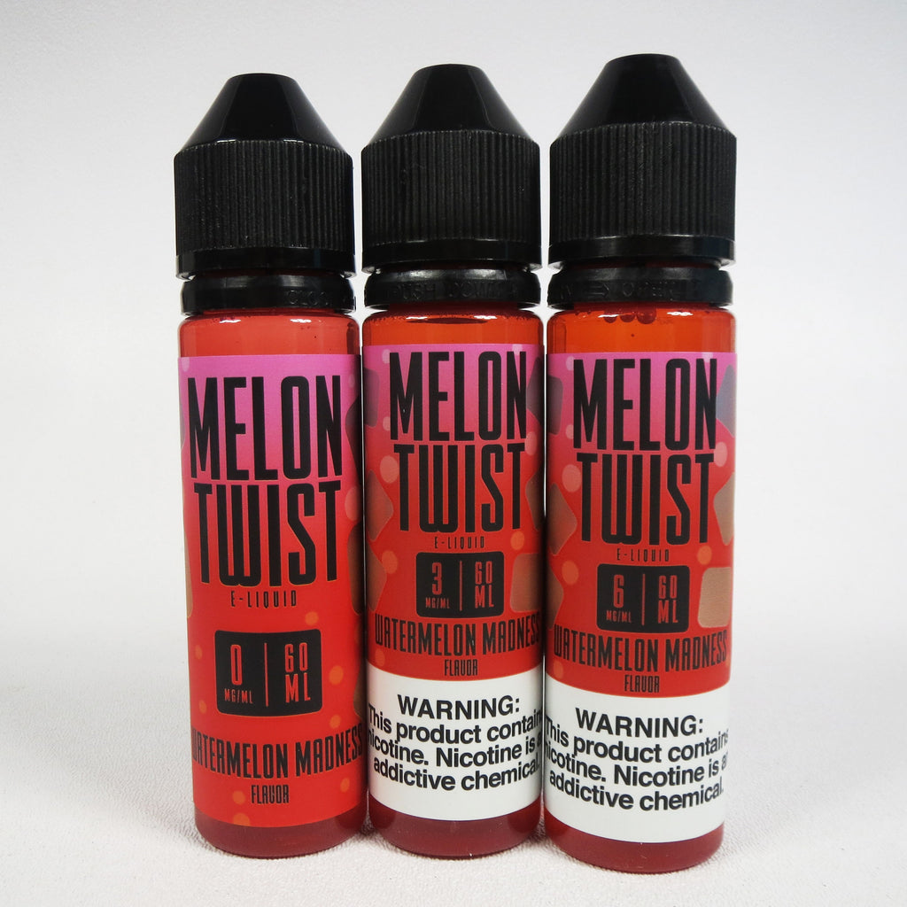 Melon Twist, WATERMELON MADNESS, 60 mL Bottle