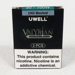Uwell Valyrian Tank Coils, pack of 2
