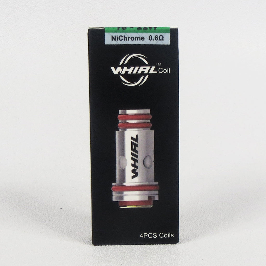 Uwell Whirl Coils, 0.6 ohms Nichrome